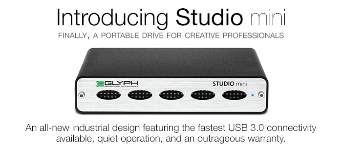 Introducing Studio mini
